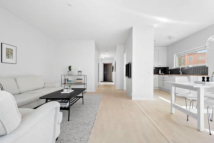 Bild: 3 rum bostadsrätt på Sjökvarnsbacken 4, Nacka kommun Saltsjöqvarn