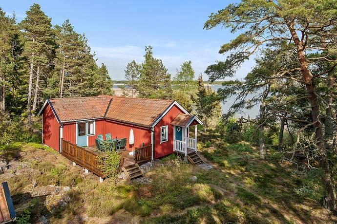 Bild: 3 rum fritidshus på Norra Kedum Bärö 1, Lidköpings kommun