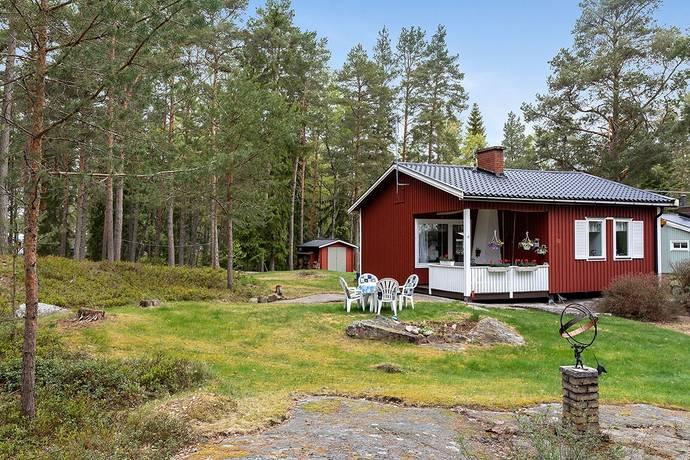 Bild: 3 rum fritidshus på Nolby 564, Arnön, Karlstads kommun Arnön
