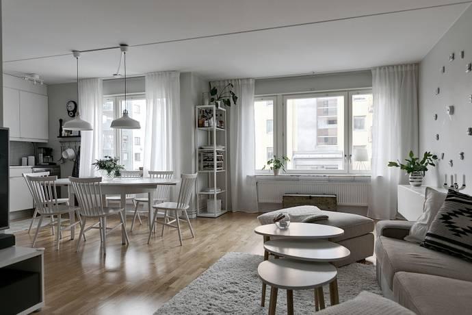 Bild: 3 rum bostadsrätt på Portalgatan 73, Uppsala kommun Kapellgärdet