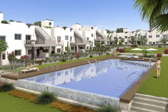 Bild: 3 rum bostadsrätt på Aguas Nuevas, Spanien Alicante