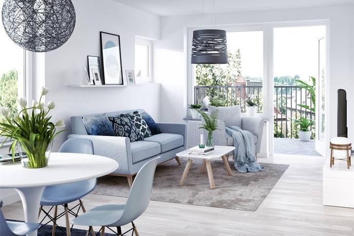Bild: 3 rum bostadsrätt på Brf Selmas Park, C:1305, Örebro kommun Ormesta