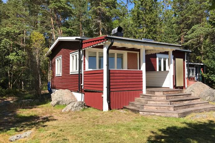 Bild: 2 rum fritidshus på Milgrund, Gävle kommun Norrsundet