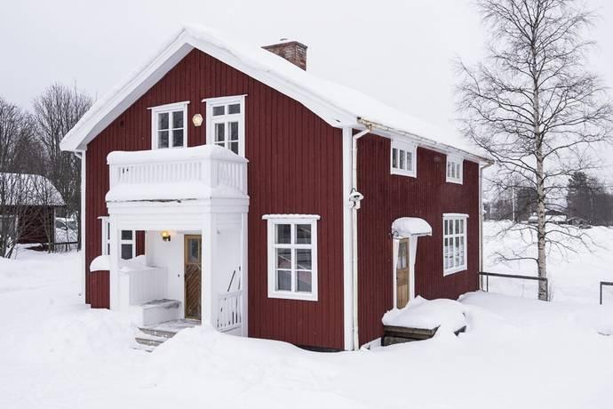 Bild: 8 rum villa på Sågbäcksvägen 1, Bergs kommun Rätan/Klövsjö/Vemdalen