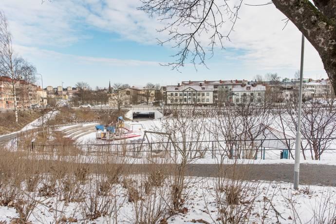 Bild: 2 rum bostadsrätt på Dalgatan 23, Södertälje kommun Centralt