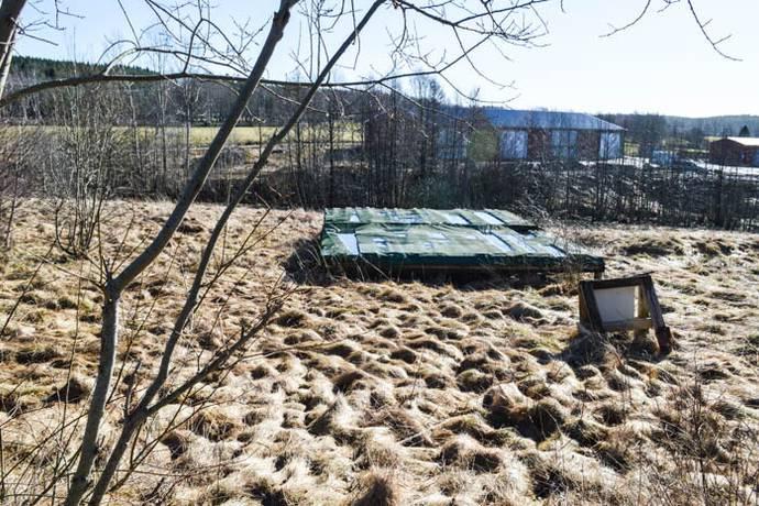 Bild: tomt på Liane, Melleruds kommun