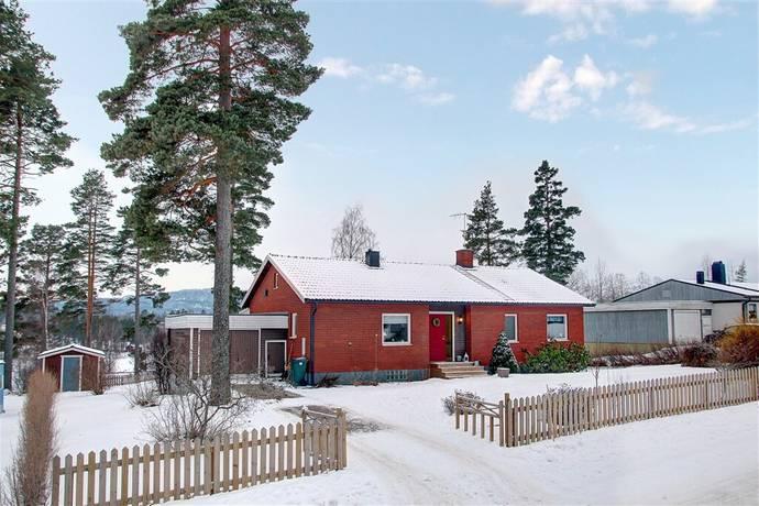 Bild: 7 rum villa på Mälensvägen 11, Hudiksvalls kommun Näsviken