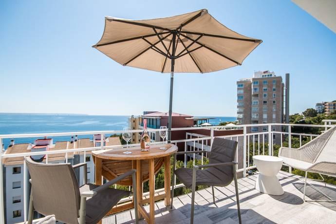 Bild: 4 rum bostadsrätt på Härlig takvåning med terrasser och havsutsikt i Illetas, Spanien Illetas