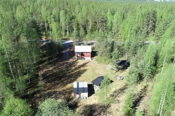 Bild: 1 rum fritidshus på Finnäs 14, Älvsbyns kommun Finnäset