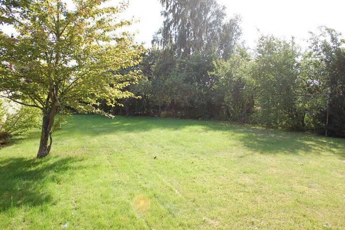 Bild: tomt på Lundgrens Väg 8A, Laholms kommun Laholm