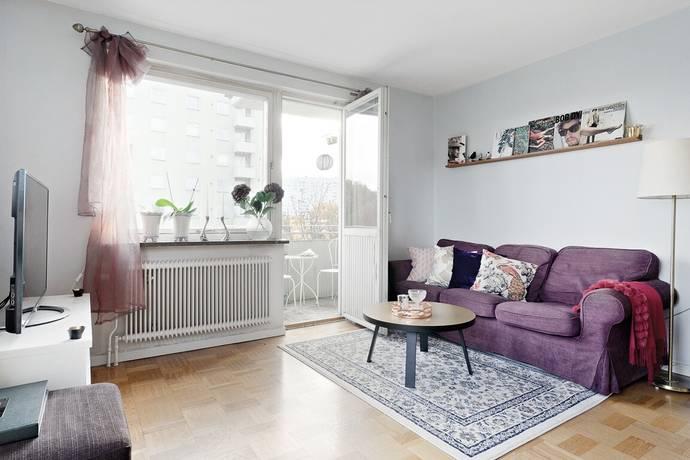 Bild: 3 rum bostadsrätt på Vasavägen 6, Solna kommun Råsunda