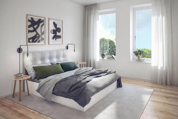 Bild: 4 rum bostadsrätt på Kavallerivägen 2A, Sundbybergs kommun Rissne