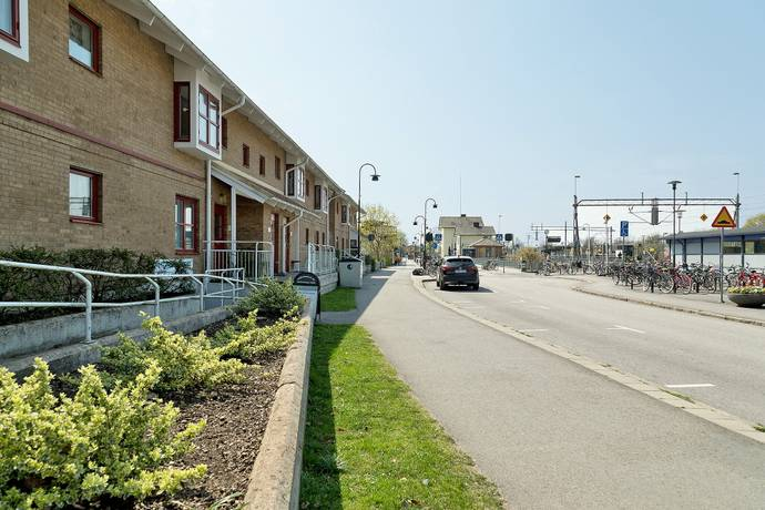 Bild: 2 rum bostadsrätt på Järnvägsgatan 20 D, Höörs kommun Centrum