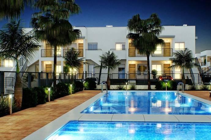 Bild: 3 rum bostadsrätt på Aguas Nuevas, Torrevieja, Spanien
