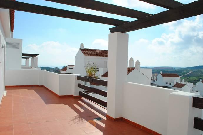 Bild: 3 rum bostadsrätt på Takvåning med takterrass, Spanien Estepona, Costa del Sol