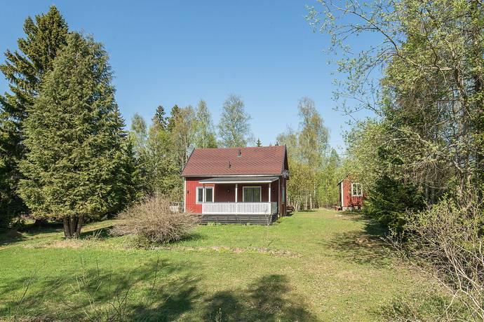 Bild: 96 m² villa på Räbbmogatan 27, Sundsvalls kommun Alnö