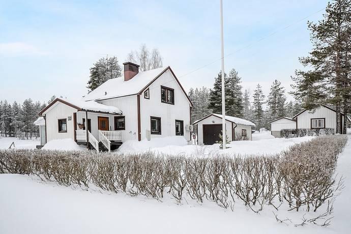 Bild: 4 rum villa på Byträskvägen 31, Kalix kommun Vånafjärden