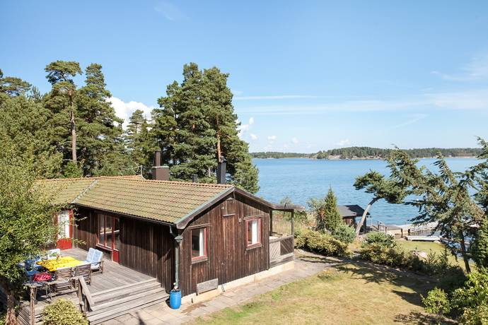 Bild: 4 rum fritidshus på Horsholmen 12, Norrköpings kommun Arkösund