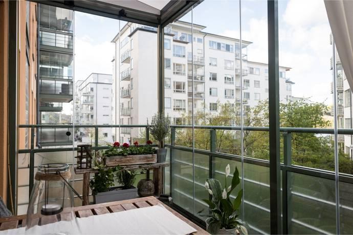 Bild: 2 rum bostadsrätt på Luxgatan 27, Stockholms kommun Lilla Essingen