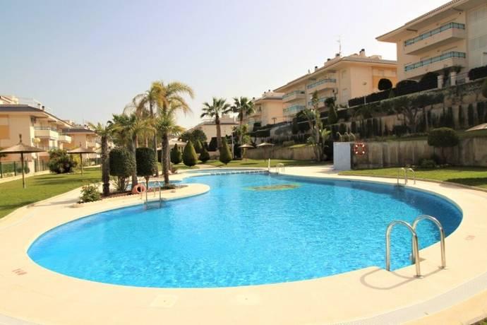 Bild: 4 rum bostadsrätt på Rio Mar - Mil Palmeras, Spanien Mil Palmeras
