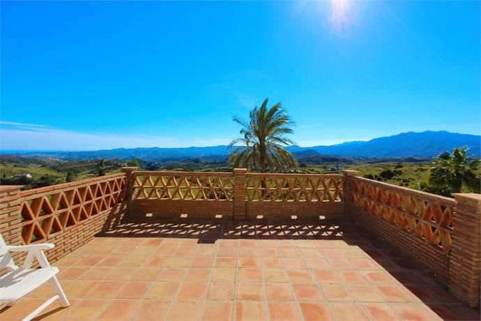 Bild: 8 rum villa på Panorama utsikt, Spanien Mijas Pueblo   Costa del Sol