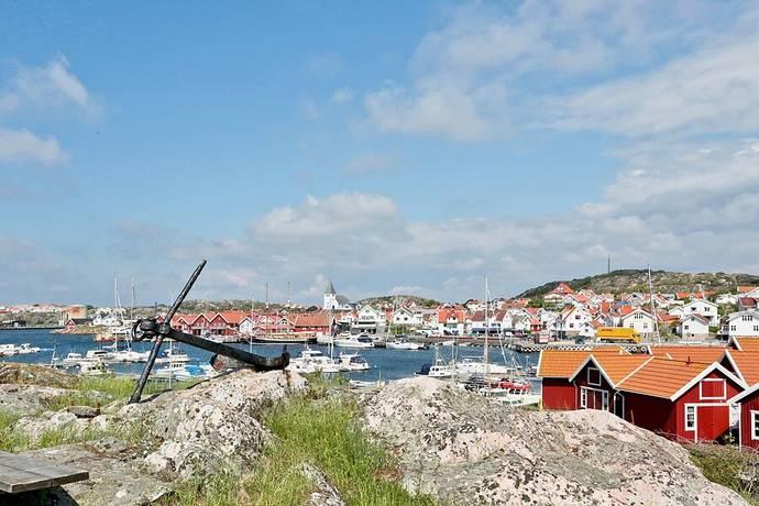 Bild: tomt på Lönneskogen 26, Tjörns kommun Skärhamn