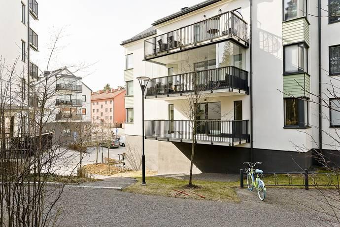 Bild: 2 rum bostadsrätt på Norbyvägen 46A, Uppsala kommun