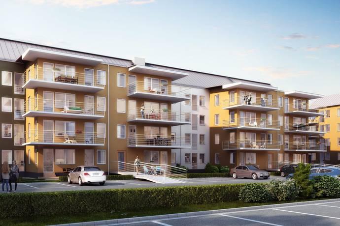 Bild: 4 rum bostadsrätt på Åbroddgatan 7, Örebro kommun Sörbyängen