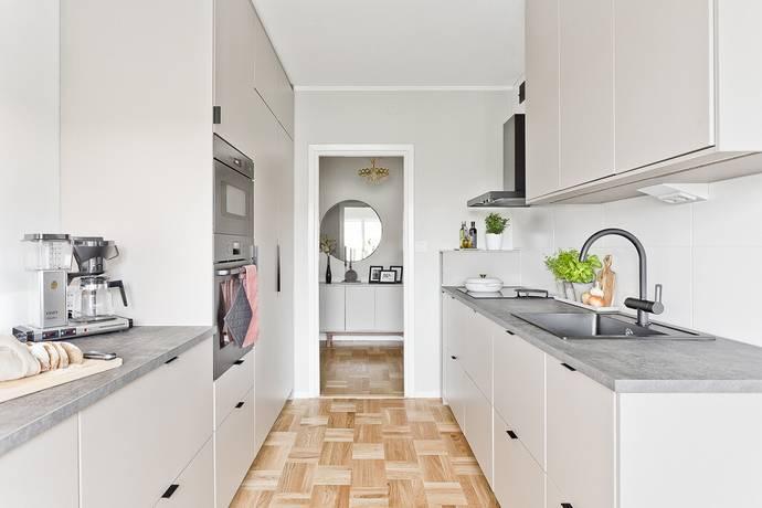 Bild: 3 rum bostadsrätt på Börjegatan 56B, Uppsala kommun Luthagen