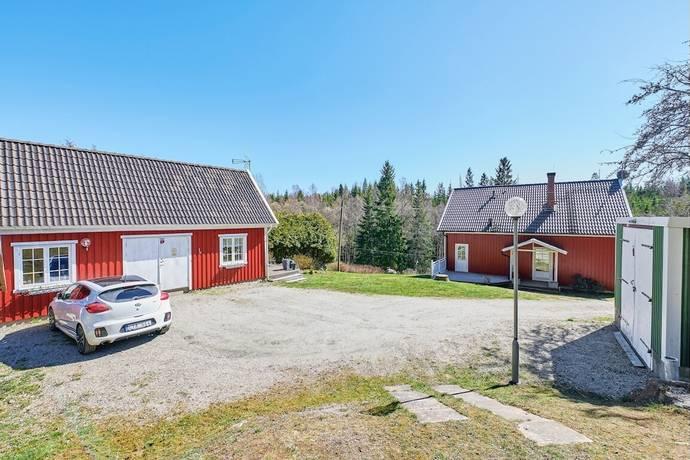 Västra Granbäcksvägen 16 I Kråkered Borås Villa Till Salu Hemnet