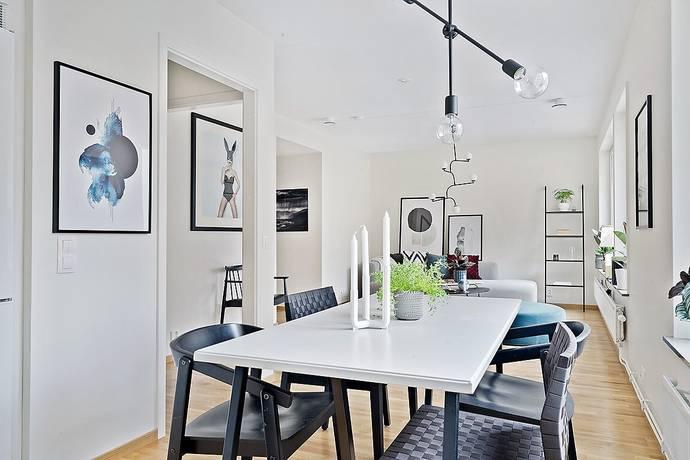 Bild: 2 rum bostadsrätt på Bryggvägen 14, Stockholms kommun Gröndal