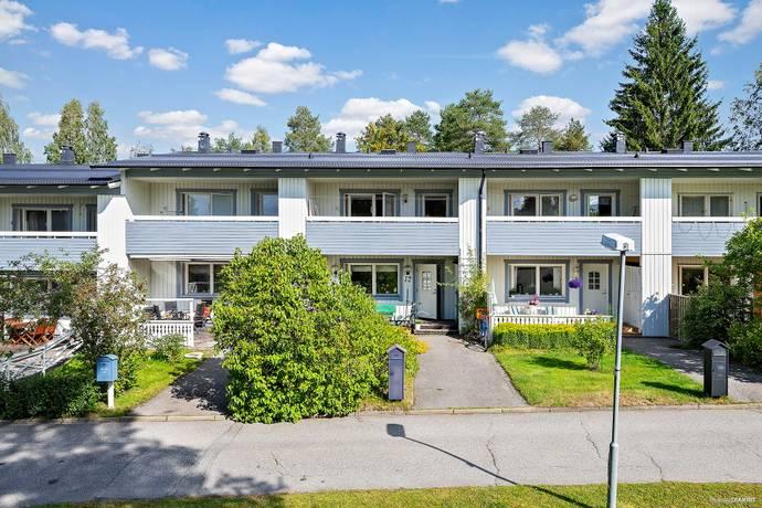 Bild: 5 rum villa på Hyggesvägen 12, Umeå kommun