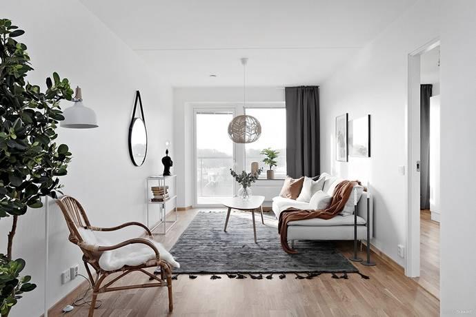 Bild: 4 rum bostadsrätt på Broslättsgatan 17, Mölndals kommun