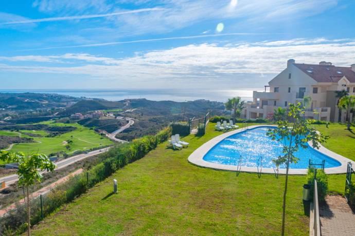 Bild: 4 rum bostadsrätt på Costa del Sol, Mijas Costa, Spanien