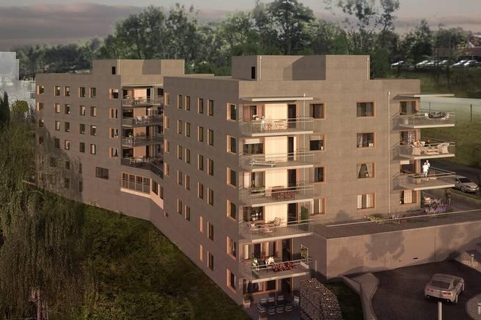 Bild: 2 rum bostadsrätt på Knapebacken, Göteborgs kommun Sisjön