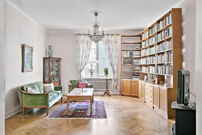 Bild: 5 rum bostadsrätt på Fredsgatan 9A, 1tr, Sundbybergs kommun