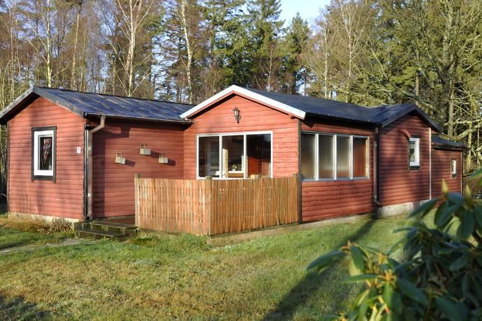 Bild: 2 rum fritidshus på Ann-Lis Väg 1, Laholms kommun Mellbystrand