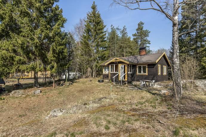 Bild: 2 rum villa på Ganstabergsvägen 9, Haninge kommun