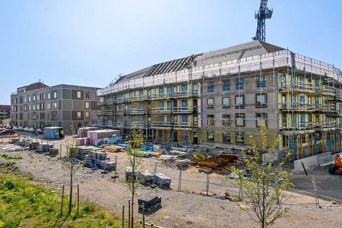Bild: 3 rum bostadsrätt på Södra järnvägsgatan 34 B, Växjö kommun Söder