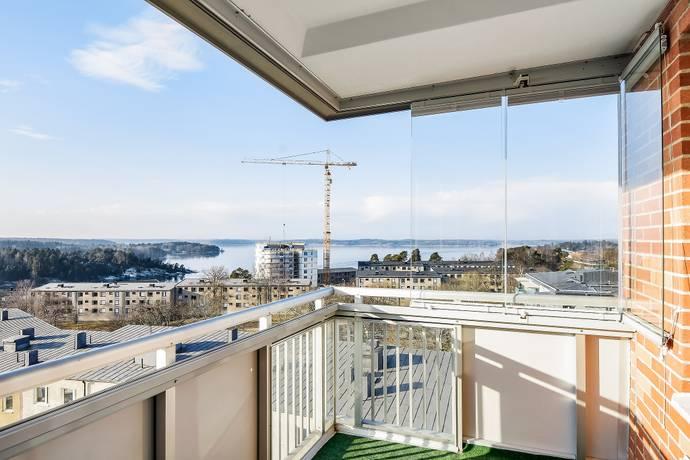 Bild: 3 rum bostadsrätt på Maltesholmsvägen 153, 7 tr, Stockholms kommun Hässelby Strand