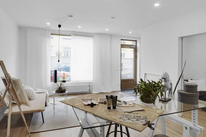 Bild: 2 rum bostadsrätt på Svandammsvägen 37, Stockholms kommun Midsommarkransen