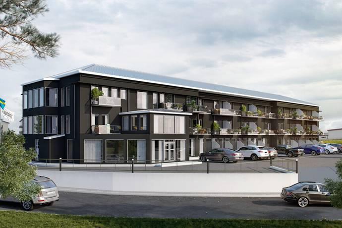Bild: 1 rum bostadsrätt på Fågelsångsvägen 1, Vallentuna kommun Vallentuna