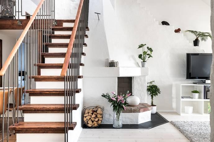 Bild: 4 rum bostadsrätt på Torsgatan 56, 5tr, Stockholms kommun Vasastan - Röda Bergen