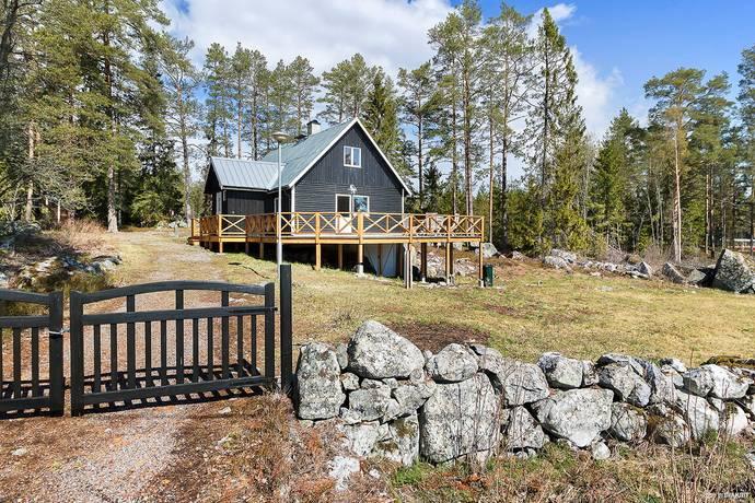 Bild: 4 rum villa på Norrfjärden Ragvaldsnäsvägen 21, Nordanstigs kommun Norrfjärden.