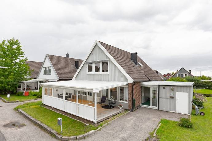 Bild: 6 rum radhus på Vretvägen 18, Arboga kommun