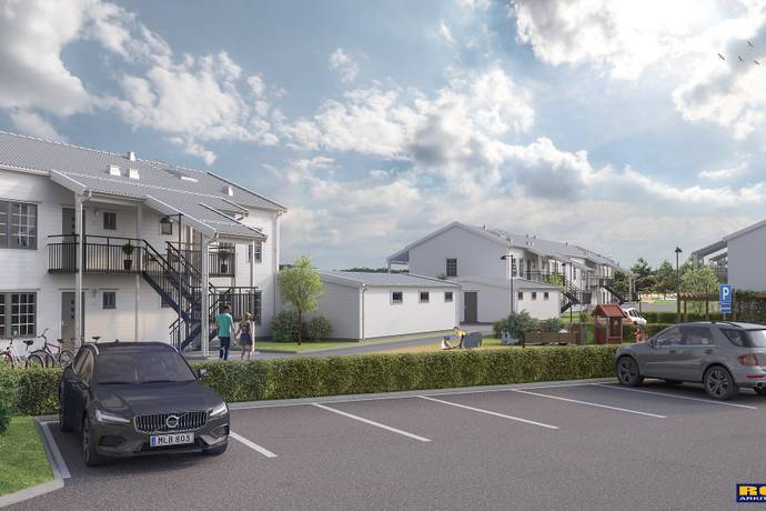 Bild: 2 rum bostadsrätt på Rapsvägen 2 - 8, Hallsbergs kommun Långängen