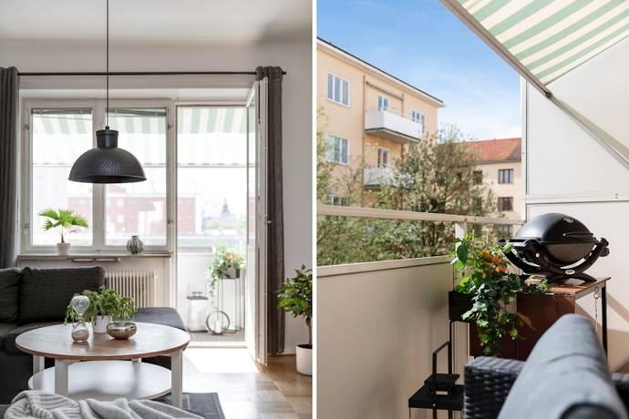 Bild: 2,5 rum bostadsrätt på Kapellgatan 6B, Kristianstads kommun Östermalm