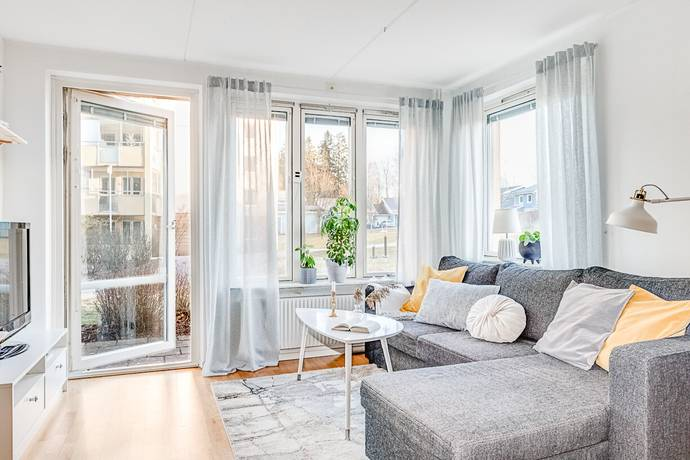 Bild: 1 rum bostadsrätt på Segerstadsvägen 38, Växjö kommun Hovshaga