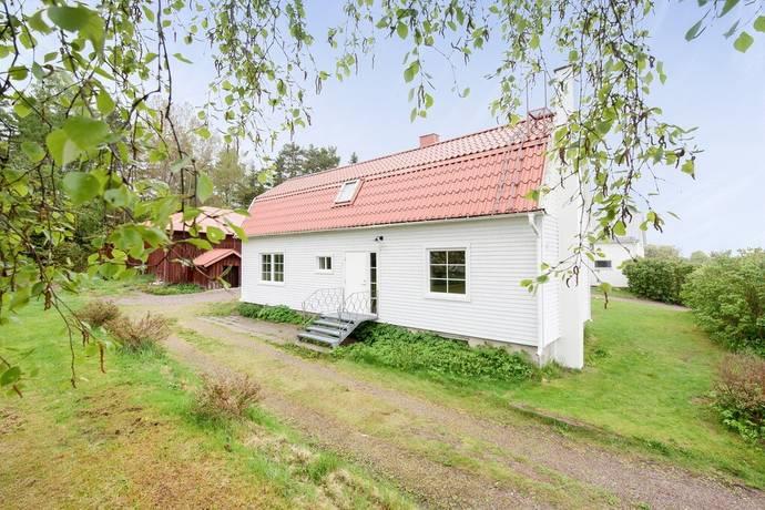 Bild: 3 rum villa på Nedre vägen 37, Gävle kommun Hille
