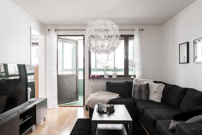 Bild: 4 rum bostadsrätt på Släggkastargatan 3, Västerås kommun Rönnby